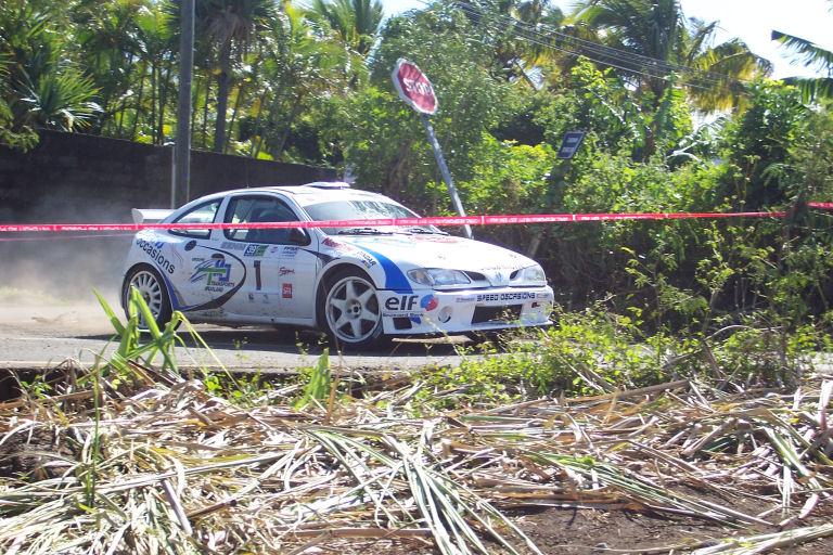 1 - RICQUEBOURG Tony - OMARJEE Zakaria : RENAULT Mégane Kit Car - A 7K