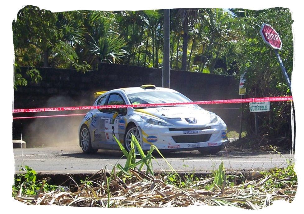 Malik unia sur Peugeot 207 S2000