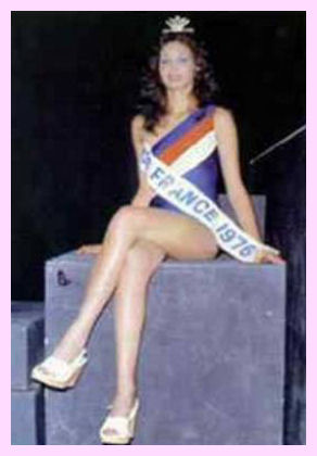 Miss france 1976