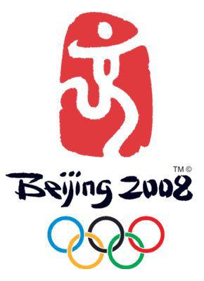 logo des JO de Pékin 2008