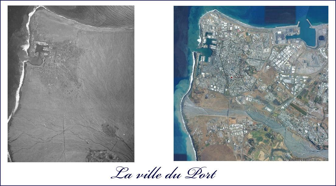 Ville du Port