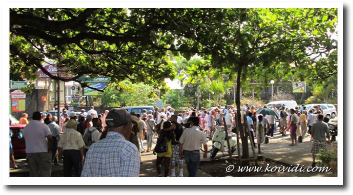 Photo du Départ de la manifestation