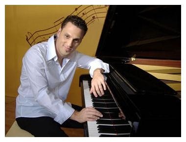 photo Meddy Gerville et piano
