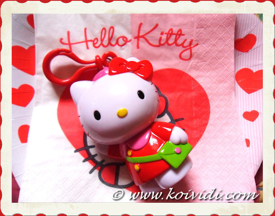 Photo de la figurine Hello Kitty