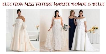 Photos de femmes en robes de mariée