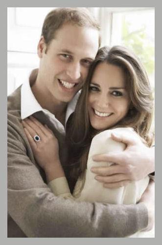 Prince William et Kate
