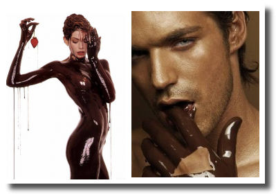 seduction et chocolat