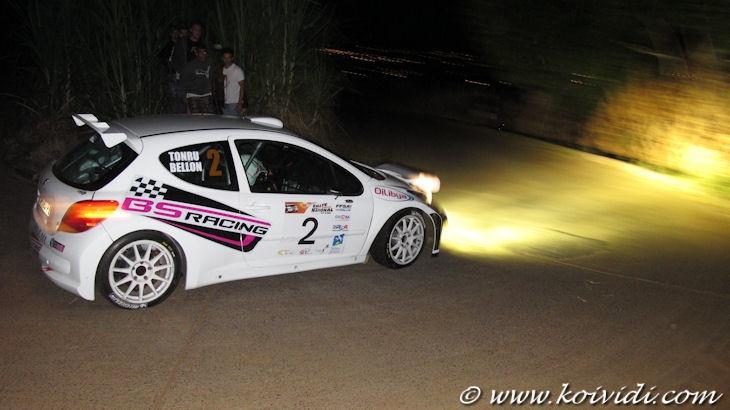 Samuel Bellon Peugeot 207 S2000