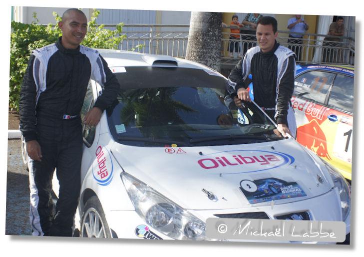 Tonru Christophe et Samuel Bellon