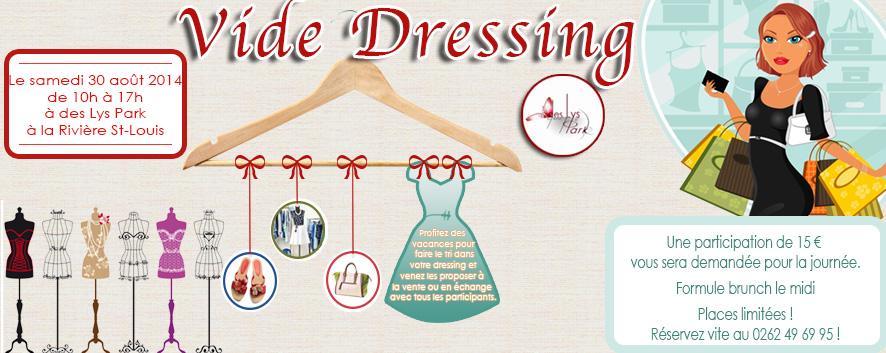 Bon plan shopping avec le vide dressing