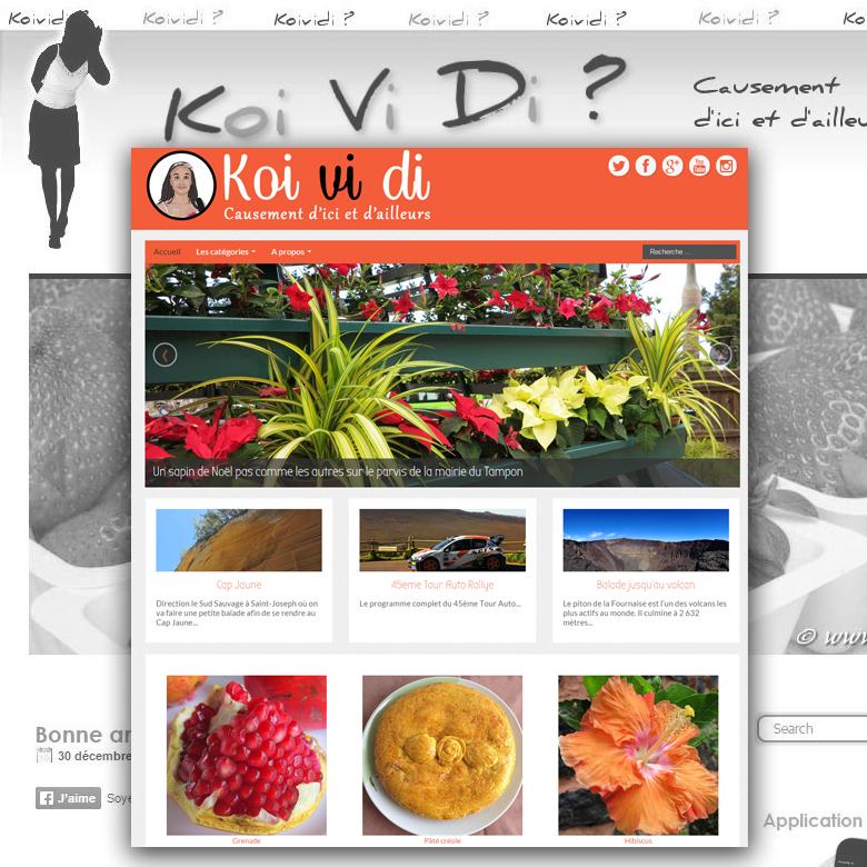 Refonte du site koividi