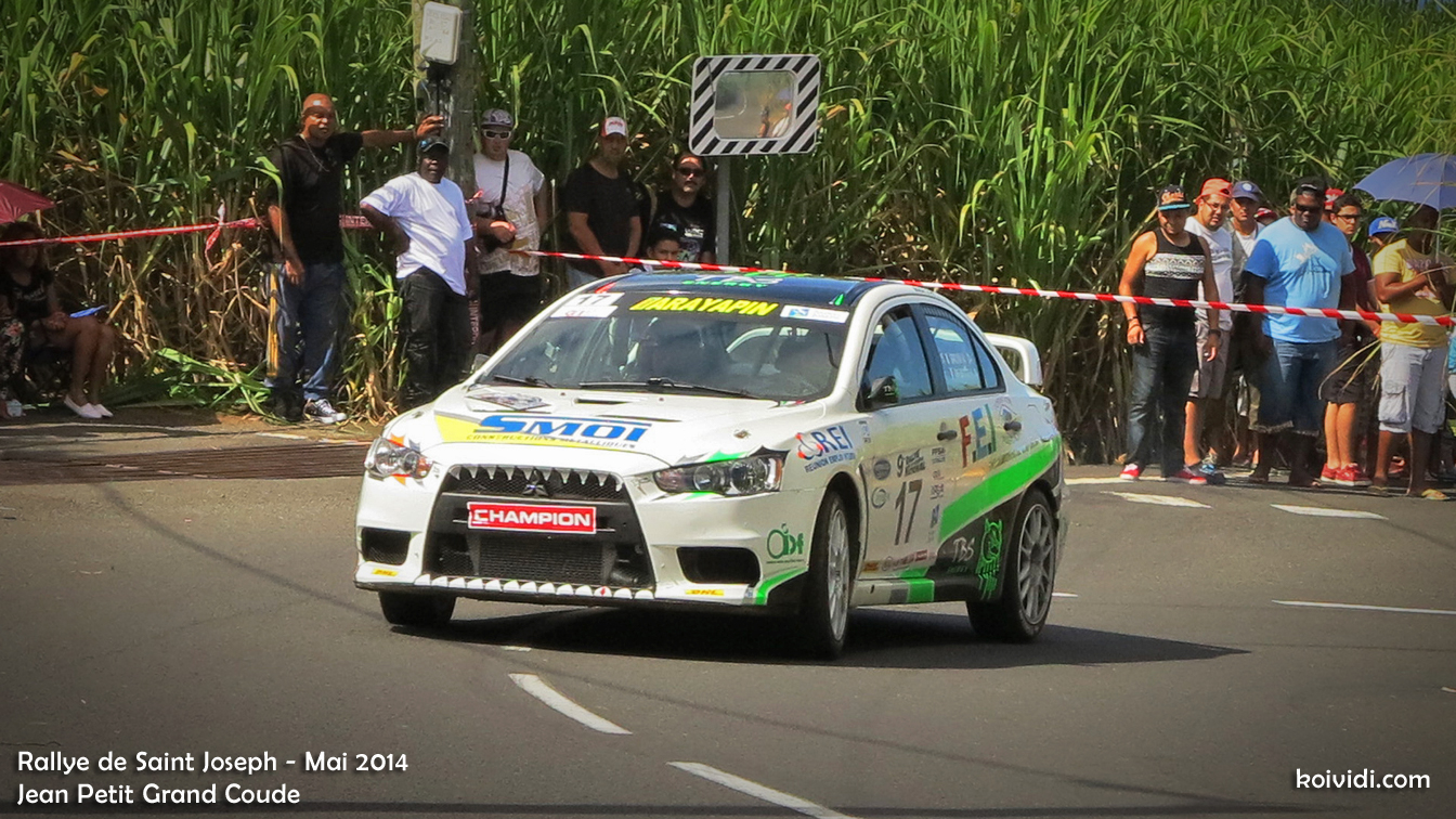 Rallye National de Saint Joseph