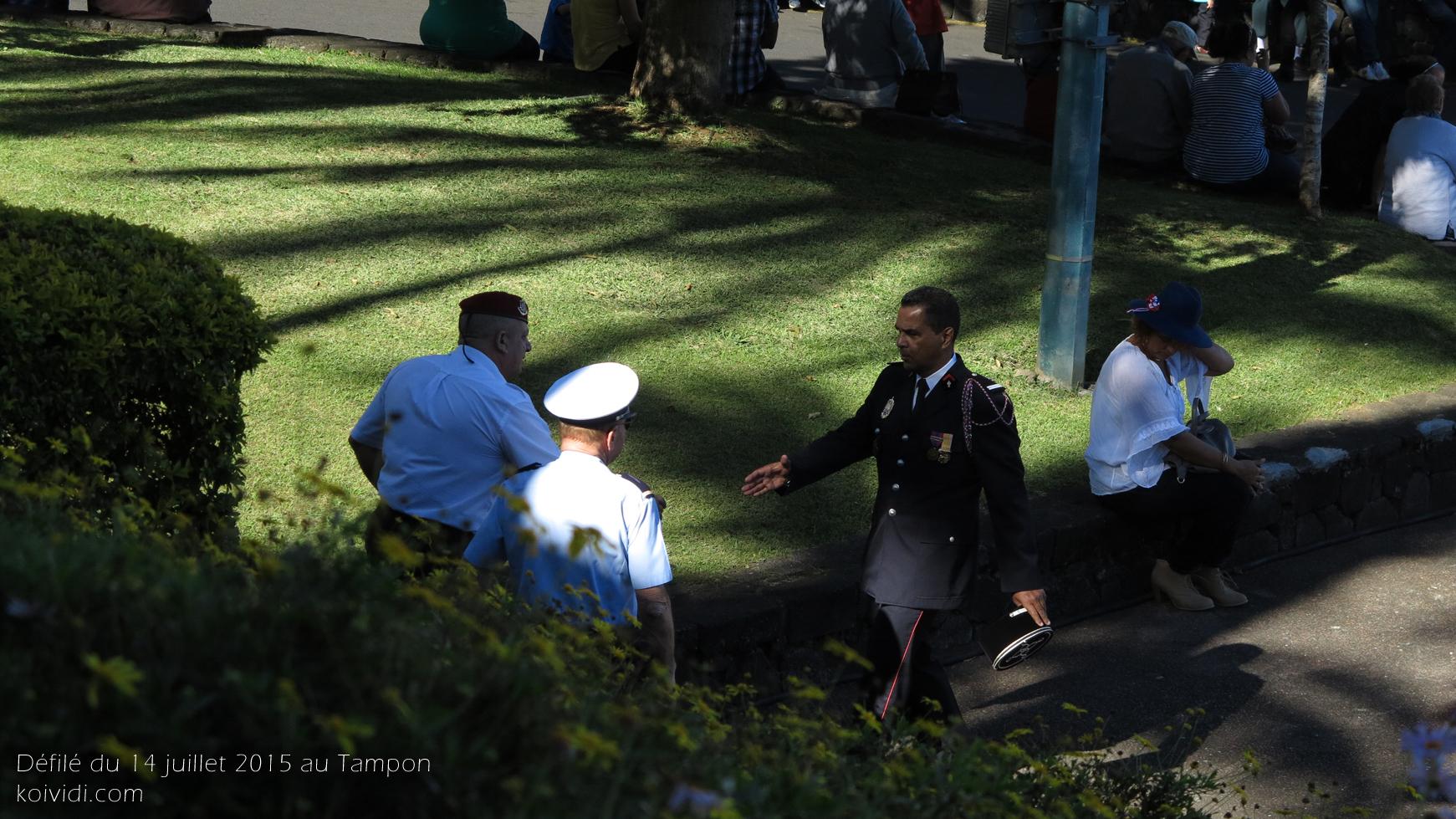 14 juillet 2015 ville Tampon