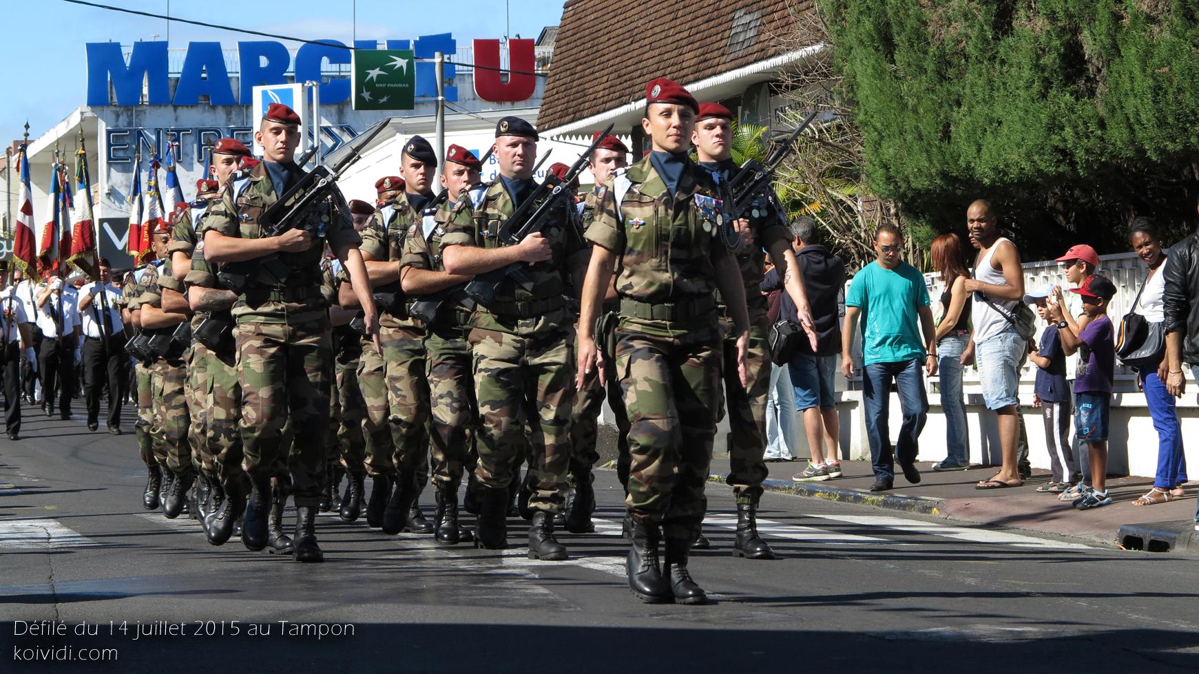défilé militaire 14 juillet 2015