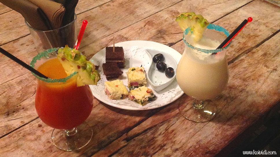 cocktail soirée