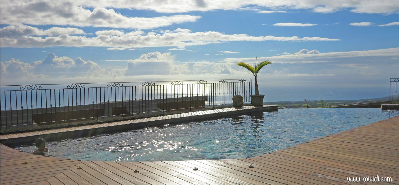 piscine la Réunion