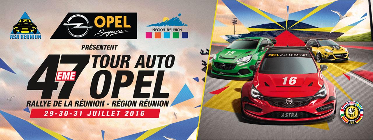 Tour Auto rallye 2016