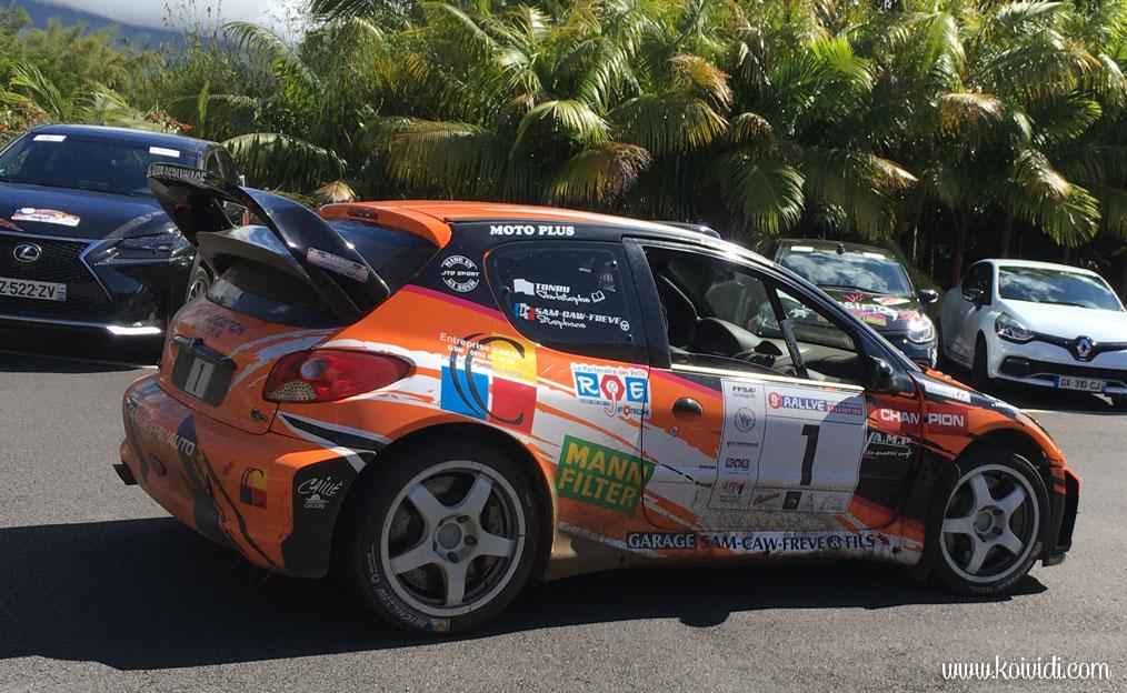 SCF au CFG by NTR Racing