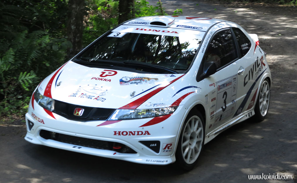 2-rajoel Honda civic